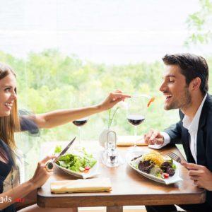 Single-Dinner in München