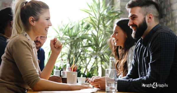 Speeddating buchen in Köln-Events4Friends